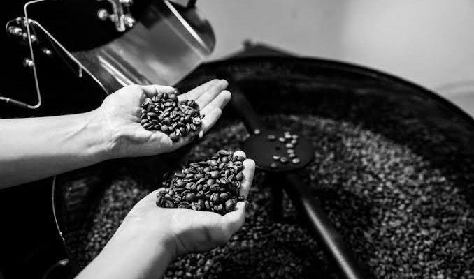 industrialização do café